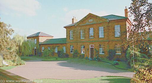 Workhouse In Hardingstone Northamptonshire