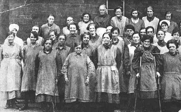 workhouse women