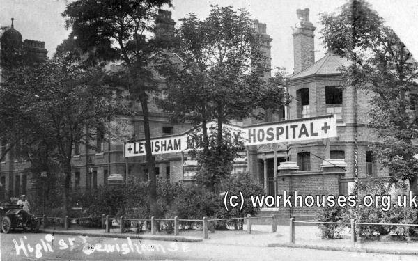 The Workhouse In Lewisham London Kent