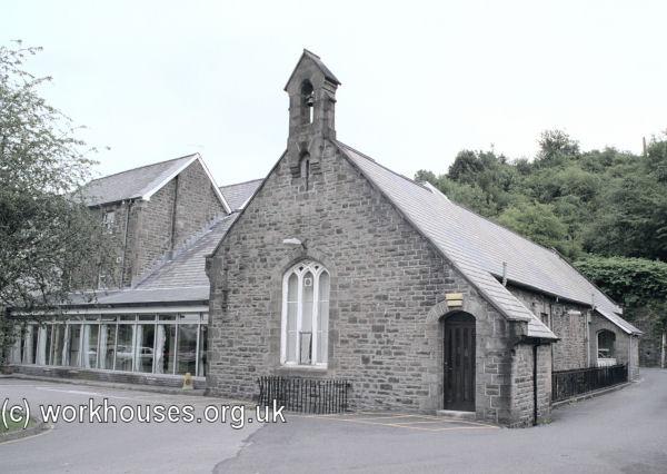 The Workhouse In Merthyr Tydfil Glamorgan
