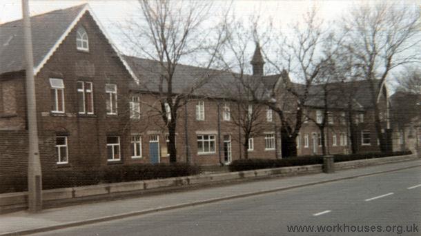 Workhouse buildings